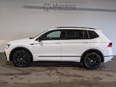 New 2021 Volkswagen Tiguan 2.0T SE R-Line Black 4MOTION SUV F30163 for Sale in Falmouth, ME