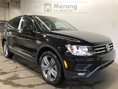 New 2021 Volkswagen Tiguan 2.0T SEL 4MOTION SUV F30083 for Sale in Falmouth, ME