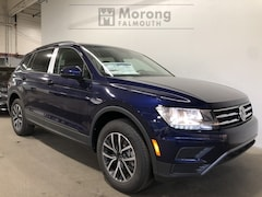 New 2021 Volkswagen Tiguan 2.0T S 4MOTION SUV F30095 for Sale in Falmouth, ME
