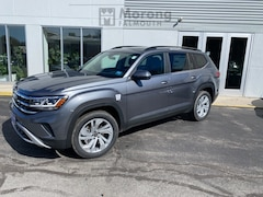 New 2021 Volkswagen Atlas 2.0T SE w/Technology 4MOTION (2021.5) SUV F30145 for Sale in Falmouth, ME