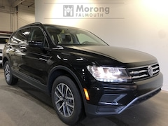 New 2021 Volkswagen Tiguan 2.0T S 4MOTION SUV F30039 for Sale in Falmouth, ME