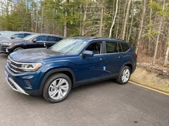 New 2021 Volkswagen Atlas 3.6L V6 SE w/Technology 4MOTION (2021.5) SUV F30143 for Sale in Falmouth, ME