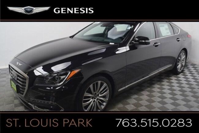 2018 Genesis G80 5.0 Sedan
