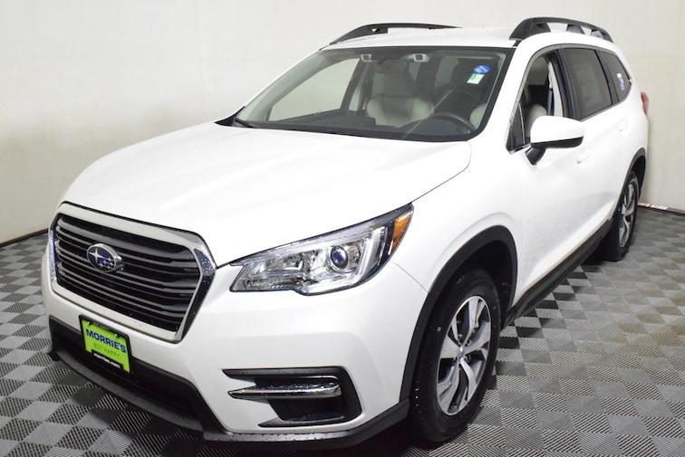 New 2019 Subaru Ascent Premium 8-Passenger SUV for sale in Brooklyn Park, MN