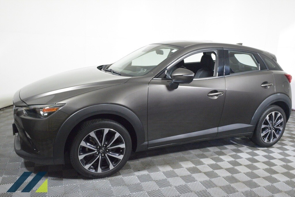 Used 2019 Mazda CX-3 Touring with VIN JM1DKFC78K0413777 for sale in Brooklyn Park, Minnesota