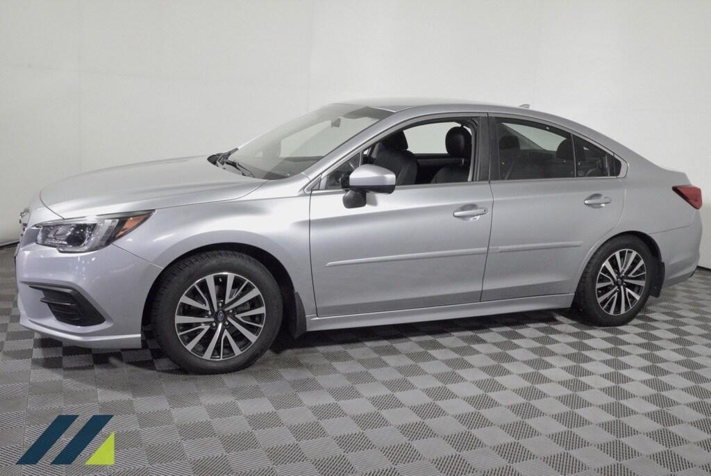Used 2018 Subaru Legacy Premium with VIN 4S3BNAC65J3035536 for sale in Brooklyn Park, Minnesota