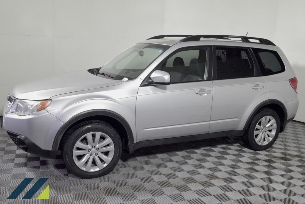 Used 2011 Subaru Forester X Premium Package with VIN JF2SHADC7BH760170 for sale in Brooklyn Park, Minnesota