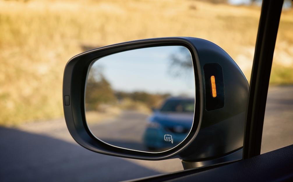 Does The 2019 Subaru Crosstrek Have Blind Spot Monitoring