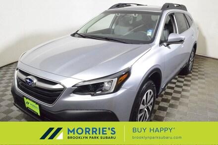 Featured Used 2021 Subaru Outback Premium SUV for Sale near Minneapolis