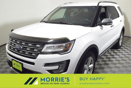 Featured Used 2017 Ford Explorer XLT SUV 6B10578A for Sale near Minneapolis