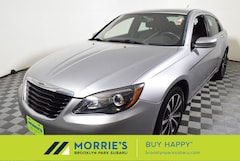 Used 2013 Chrysler 200 Touring Sedan 6N15302A for sale in Brooklyn Park, MN