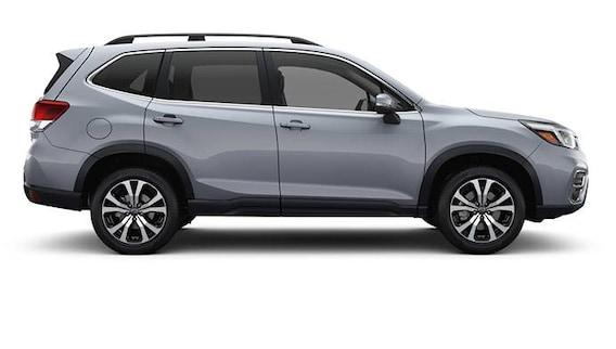2019 Subaru Forester Color Options Near Minneapolis