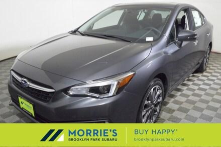 Featured Used 2021 Subaru Impreza Limited Sedan for Sale near Minneapolis