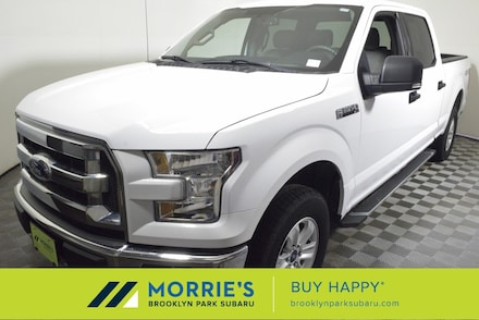 Featured Used 2017 Ford F-150 XLT Truck SuperCrew Cab 6U11071 for Sale near Minneapolis