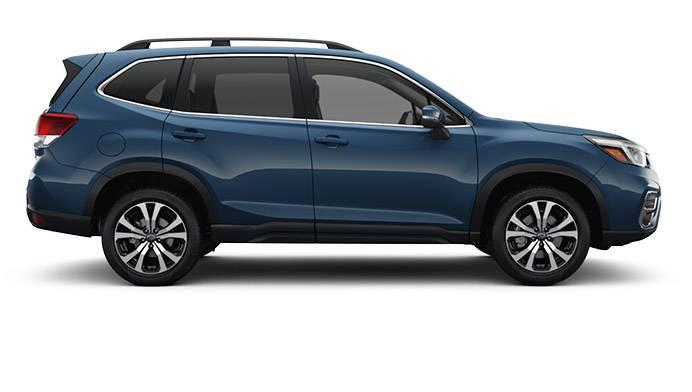 Crosstrek Vs Outback >> 2019 Subaru Forester Color Options | Near Minneapolis