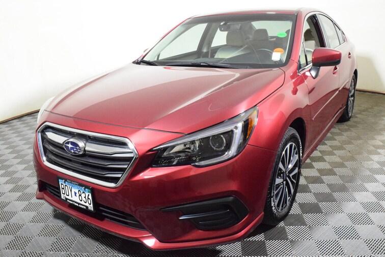 2018 Subaru Legacy 2.5i Premium Sedan 6R10120