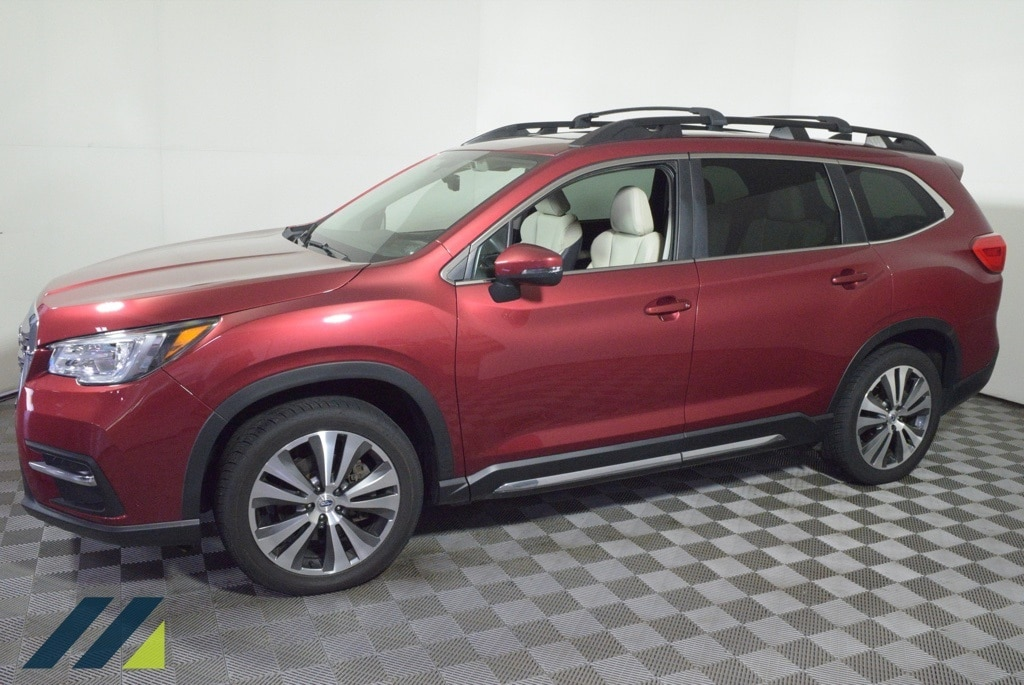 Certified 2019 Subaru Ascent Limited with VIN 4S4WMAPD3K3424234 for sale in Brooklyn Park, Minnesota