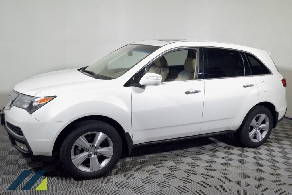 Used 2010 Acura MDX  with VIN 2HNYD2H26AH533969 for sale in Brooklyn Park, Minnesota