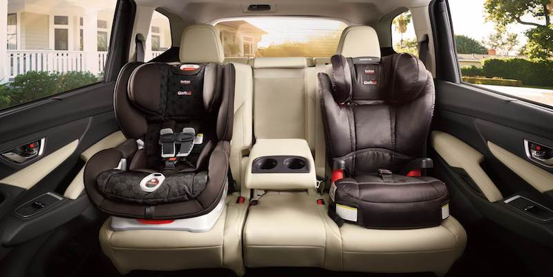 best Subaru model for car seats