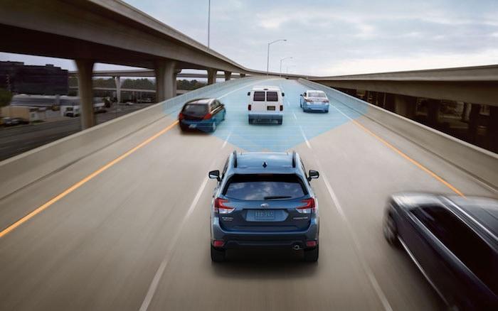 Brooklyn Park Subaru >> Does the 2019 Subaru Crosstrek Have Blind Spot Monitoring?