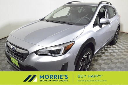 Featured Used 2021 Subaru Crosstrek Limited SUV for Sale near Minneapolis