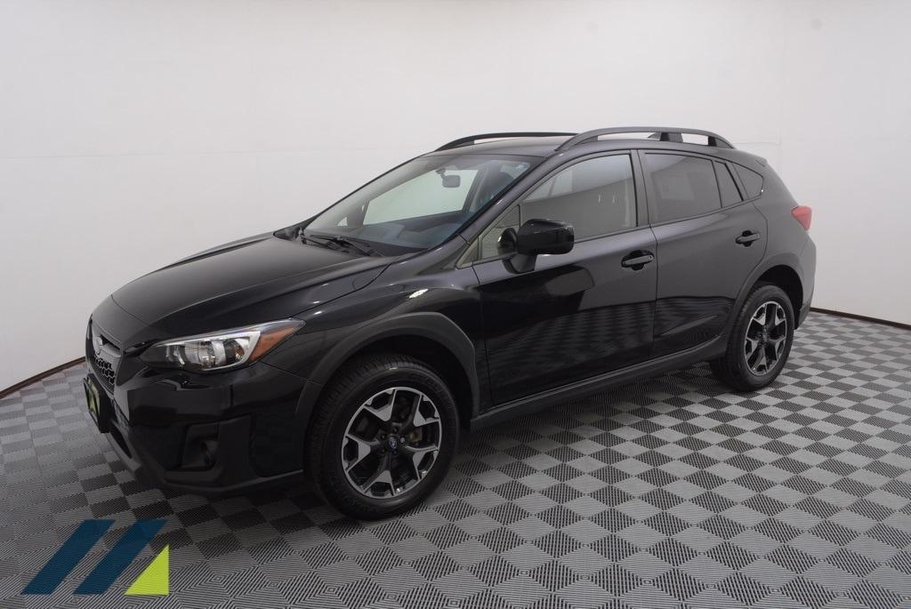 Used 2019 Subaru Crosstrek Premium with VIN JF2GTACC1K8280101 for sale in Minnetonka, Minnesota