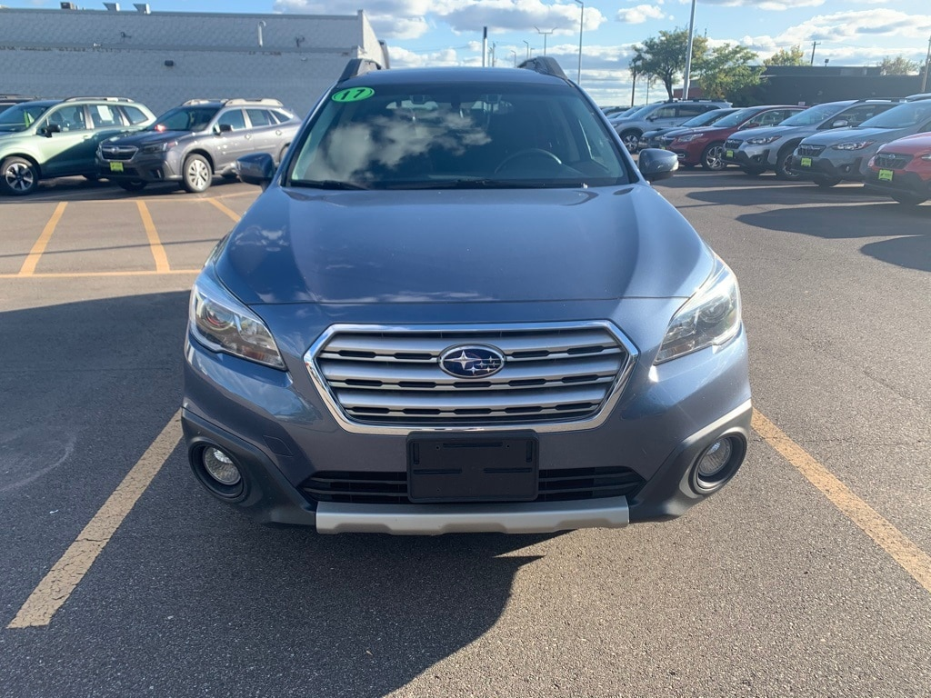 Used 2017 Subaru Outback Limited with VIN 4S4BSANC4H3349597 for sale in Minnetonka, Minnesota