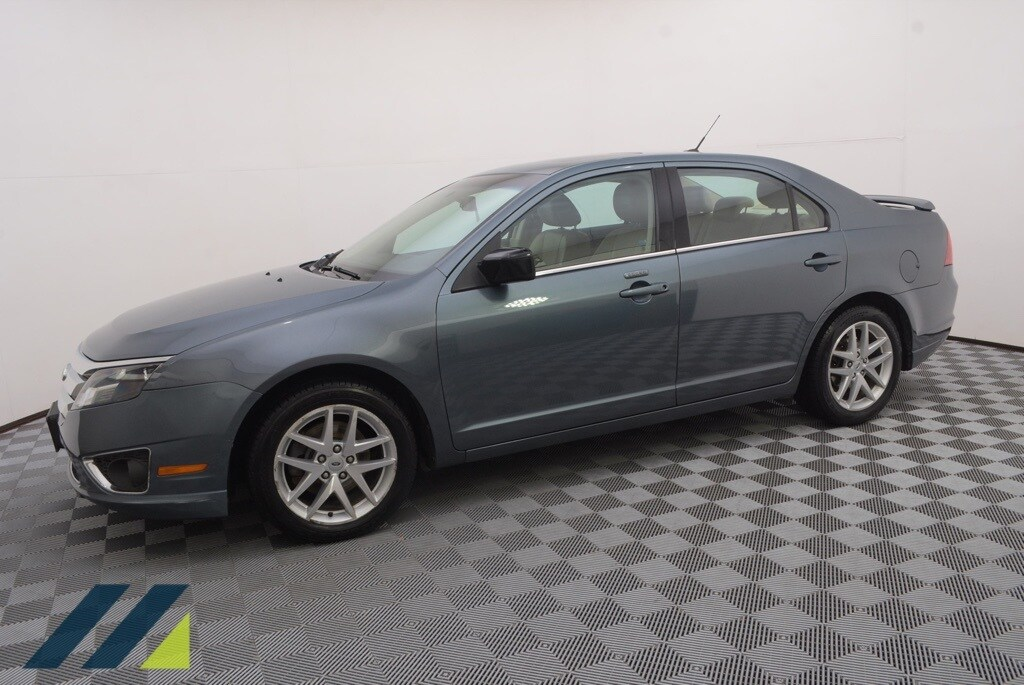 Used 2012 Ford Fusion SEL with VIN 3FAHP0JA8CR125053 for sale in Minnetonka, Minnesota