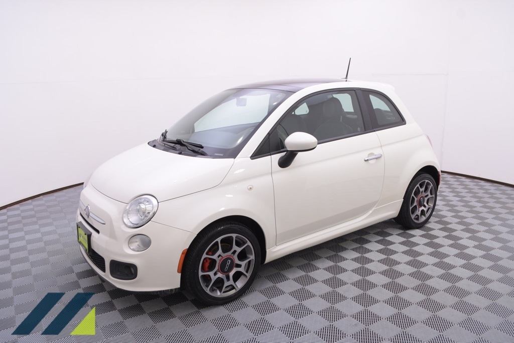 Used 2012 FIAT 500 Sport with VIN 3C3CFFBR2CT365592 for sale in Minnetonka, Minnesota