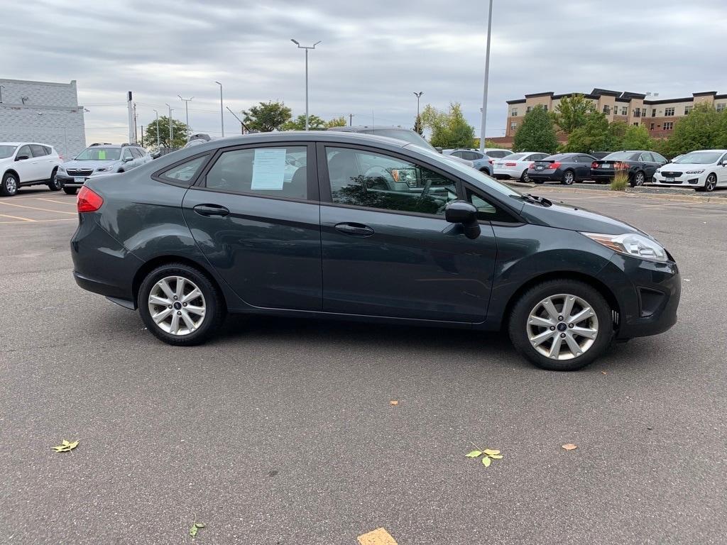 Used 2011 Ford Fiesta SE with VIN 3FADP4BJ3BM119225 for sale in Minnetonka, Minnesota