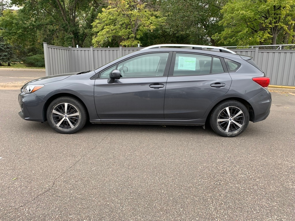 Used 2019 Subaru Impreza Premium with VIN 4S3GTAC66K3749303 for sale in Minnetonka, Minnesota