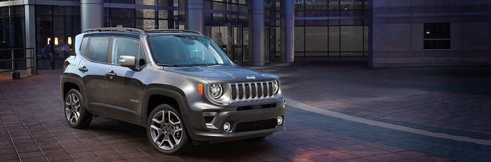 Greenway Morris Il >> 2019 Jeep Renegade Trim Levels: Sport vs Altitude vs ...