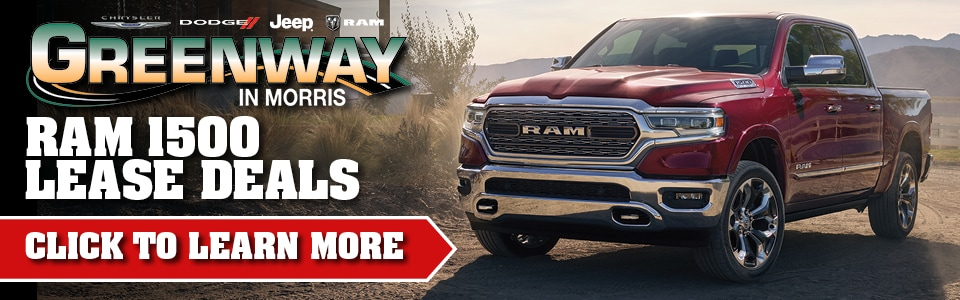 2019 Ram 1500 Lease Deals in Morris, IL