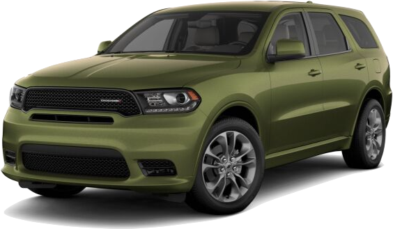 Green Dodge \Durango