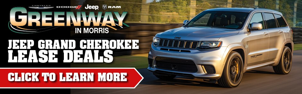 2019 Jeep Grand Cherokee Lease Offers