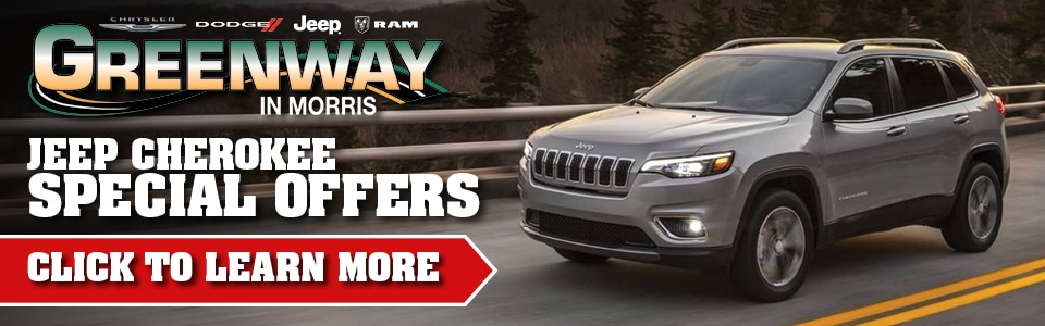 Jeep Cherokee Special Offers