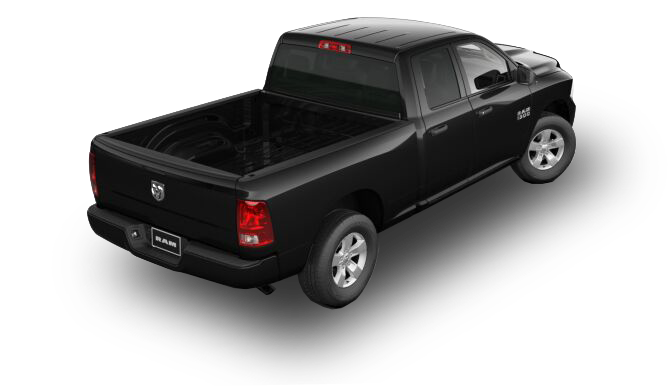 2017 RAM 1500 Express Rear View