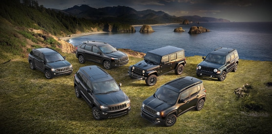 The Jeep Lineup is available to Ottawa, IL drivers from Greenway Chrysler Dodge Jeep Ram