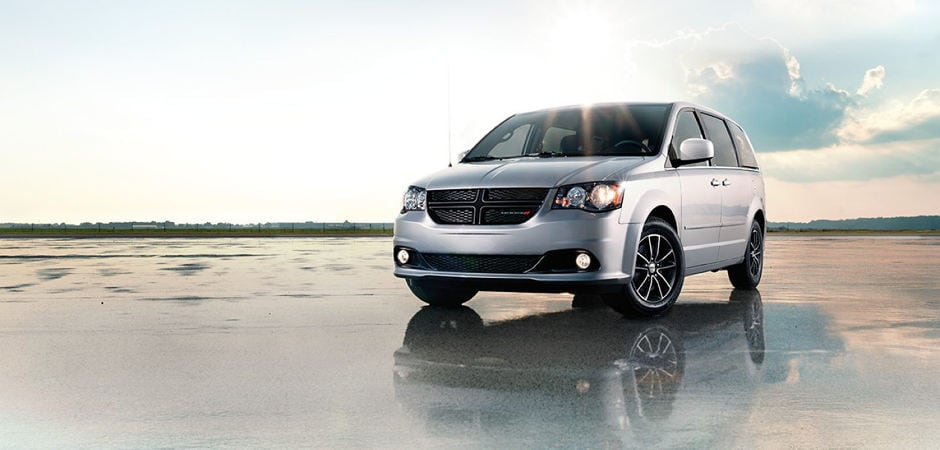 2017 Dodge Grand Caravan Performance Specs in Joliet, IL