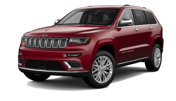 A Trail Rated 2018 Jeep Grand Cherokee