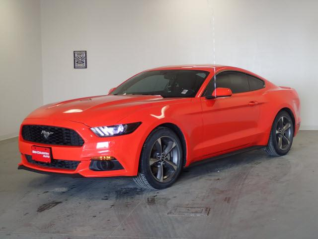 2016 Ford Mustang 2dr Fastback Ecoboost Car