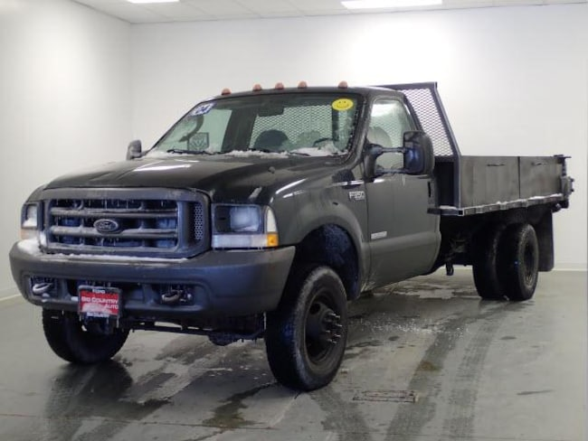 2004 Ford Super Duty F-350 DRW Reg Cab 141 WB 60 CA XL 4WD Regular Cab Chassis-Cab