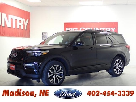 2021 Ford Explorer ST 4WD Sport Utility