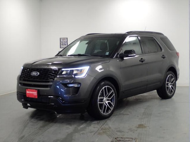 2019 Ford Explorer Sport 4WD Sport Utility