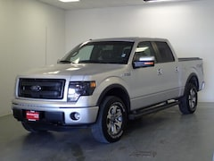 2014 Ford F-150 4WD Supercrew 145 FX4 Crew Cab Pickup