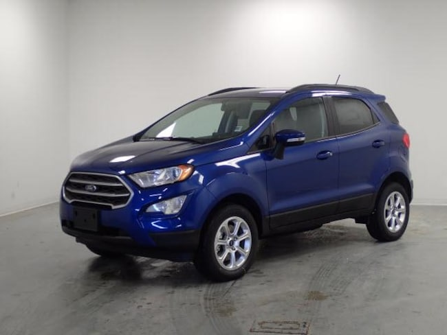 2018 Ford EcoSport SE 4WD Sport Utility