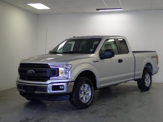2018 Ford F-150 XL 4WD Supercab 6.5 Box Extended Cab Pickup