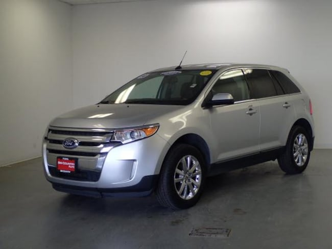 2014 Ford Edge 4dr Limited AWD Sport Utility