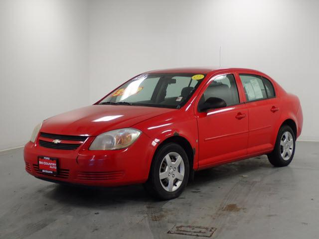 2007 Chevrolet Cobalt 4dr Sdn LS Car