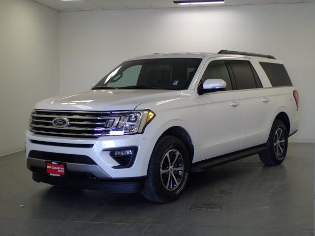 2018 Ford Expedition Max XLT 4x4 Sport Utility